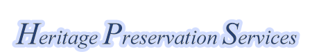 Heritage Preservation Services